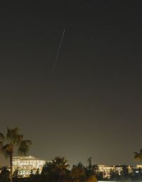 Discovery's last pass over southern California - 3/8/2011, copyright John DeModena