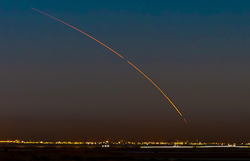 Delta launch photo, copyright 2018 by Paul Thomas